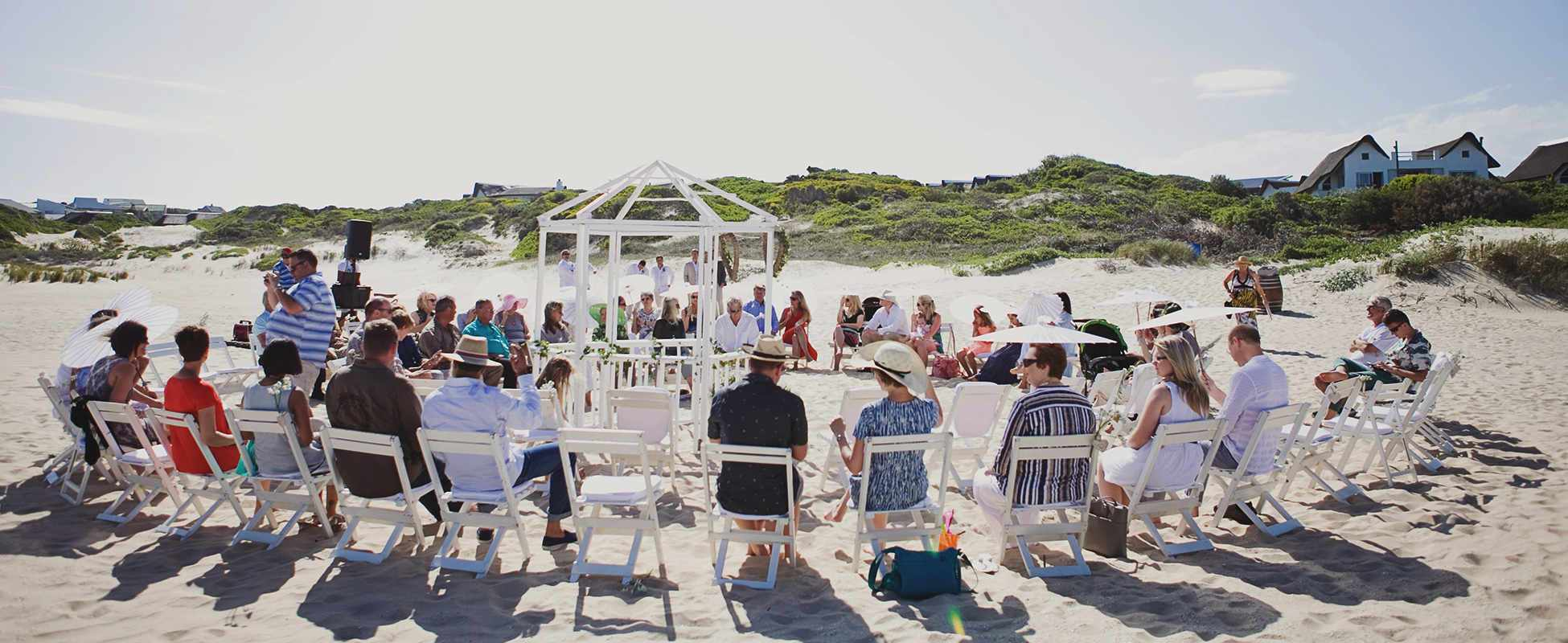 Have your fairy-tale wedding at Cape St Francis Resort