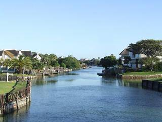 the stunning st francis bay canal system