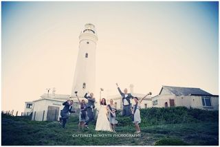 wedding at cape st francis resort 1